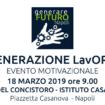 Generazione Lavoro – forum famiglie – 18 marzo – napoli