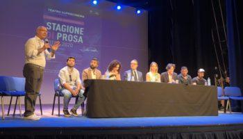 stagione di prosa 2019 2020 – teatro supercinema – castellammare