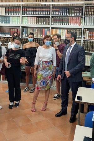 Comunicato Comune di Castellammare – Riapertura Biblioteca Filangieri 6
